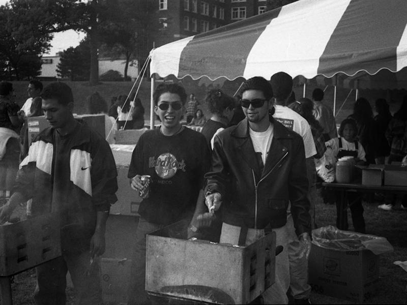 1995 Student BBQ
