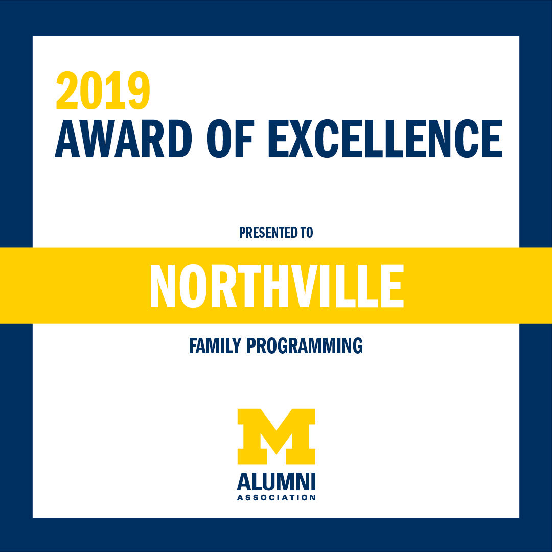 2019 Award Family Programming