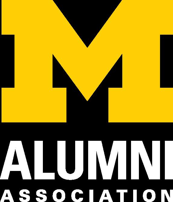 Alumni Association stacked logo with transparent background