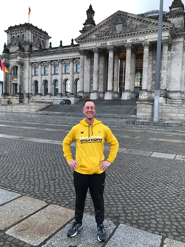 Alan Brown Reichstag Berlin Germany