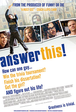 Answer This! Movie Poster