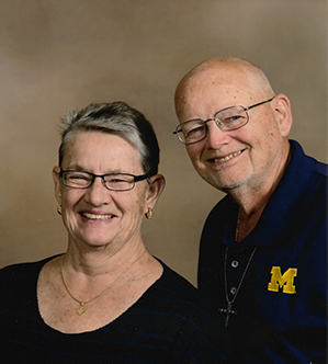 Barb And Chris Penney 299x332