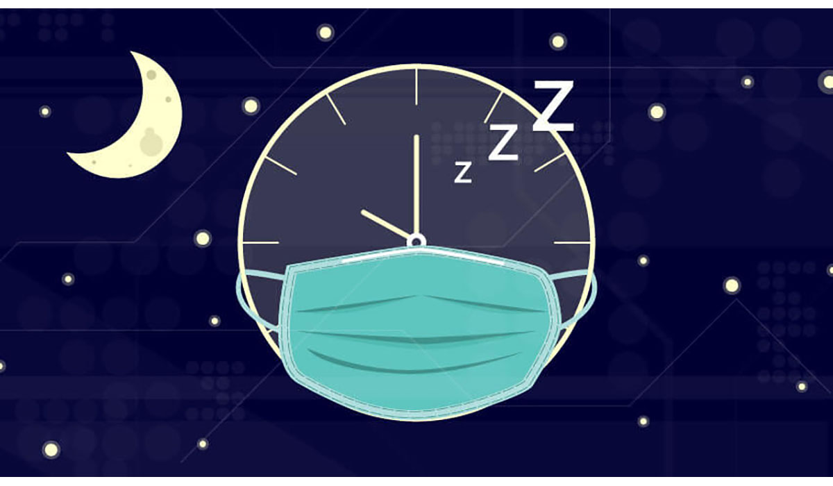 COVID Sleep Clock With Mask 0 Gatewayextension