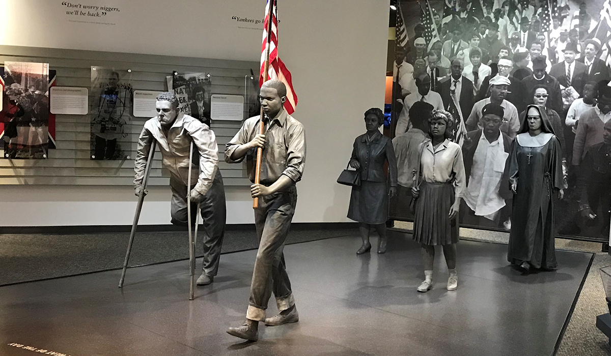 Civil Rights A Journey To Freedom