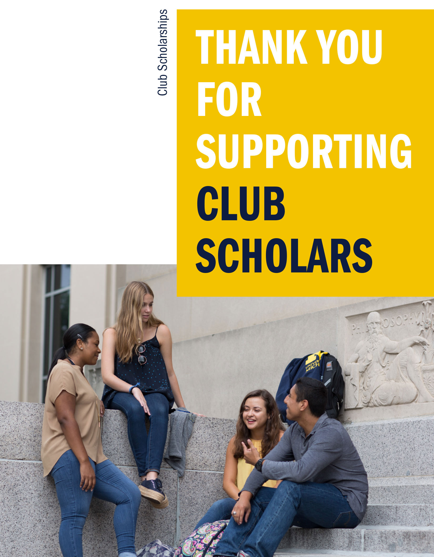 Club Scholarships Impact Report