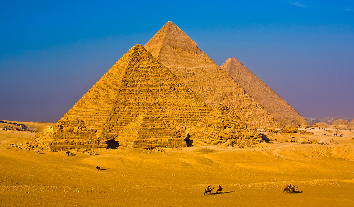 Egypt And The Eternal Nile