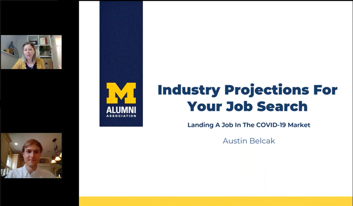 Industry Projections for Your Job Search