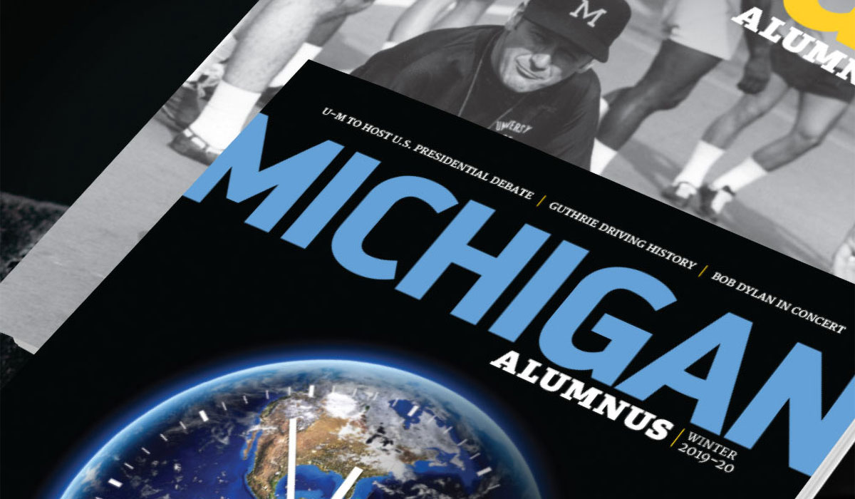 Michigan Alumnus Magazine