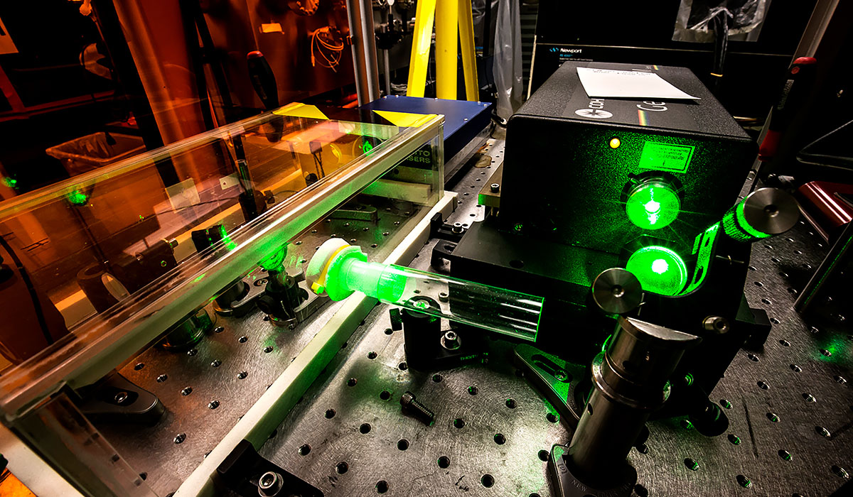 Most Powerful Laser In The US To Be Built At Michigan