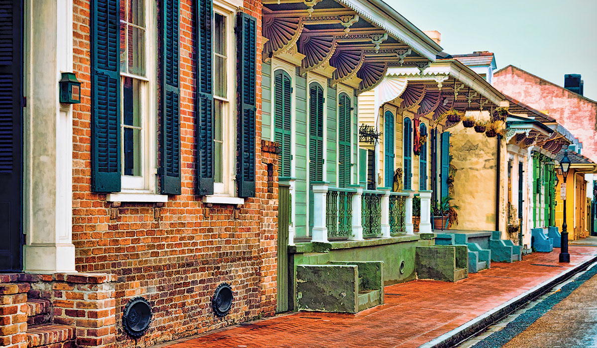 New Orleans The African American Experience