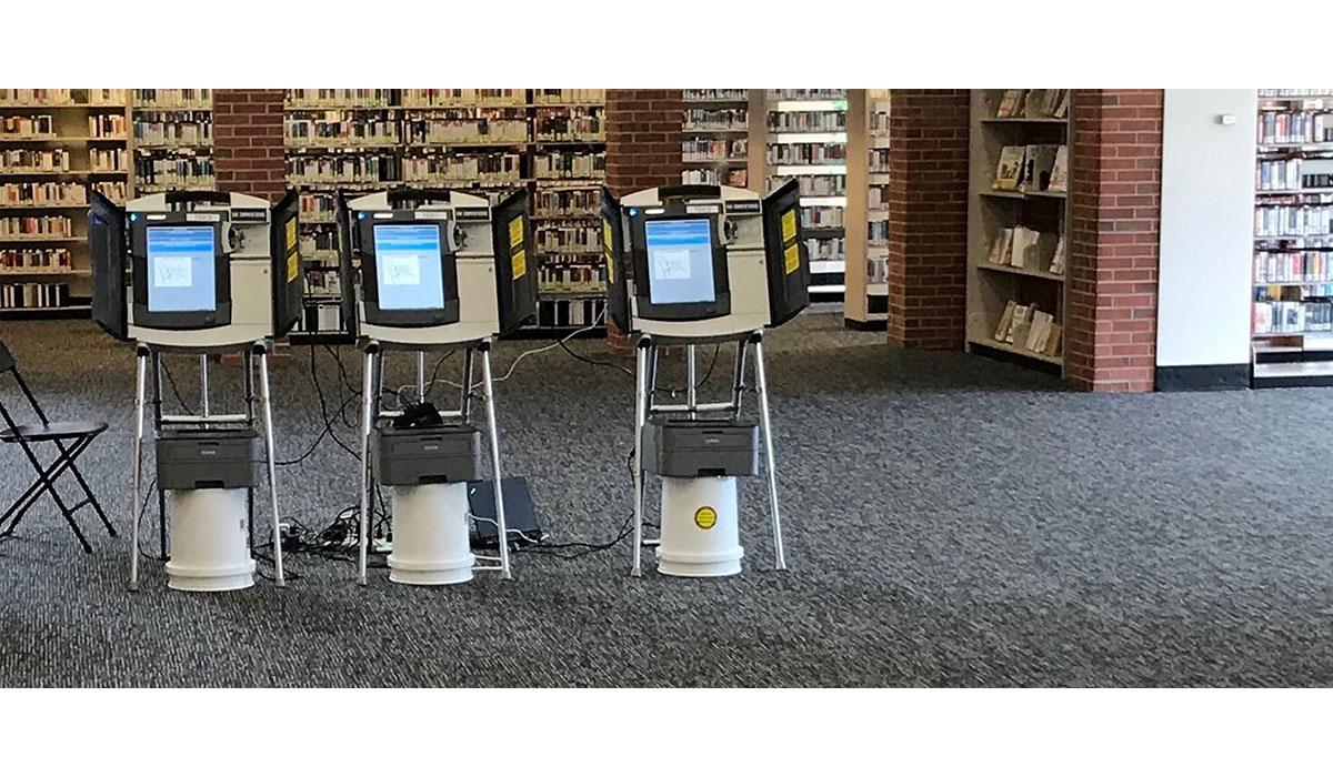 Not Enough Voters Detecting Ballot Errors And Potential Hacks, Study Finds