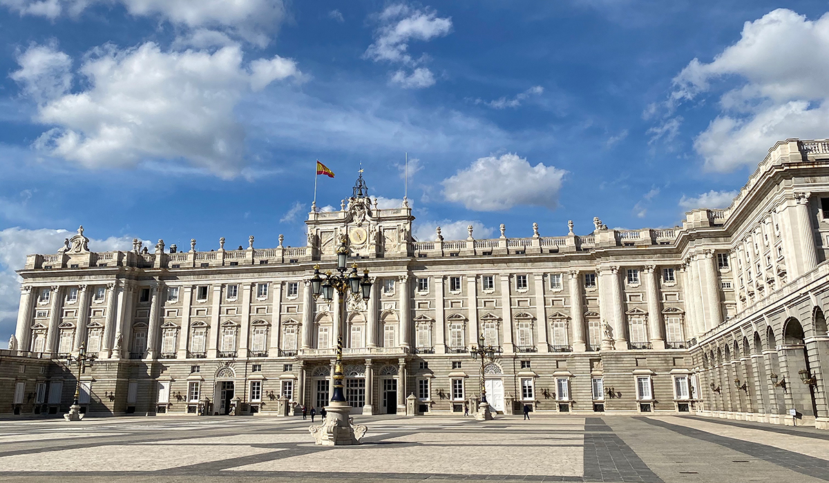 Traveling Solo In Madrid