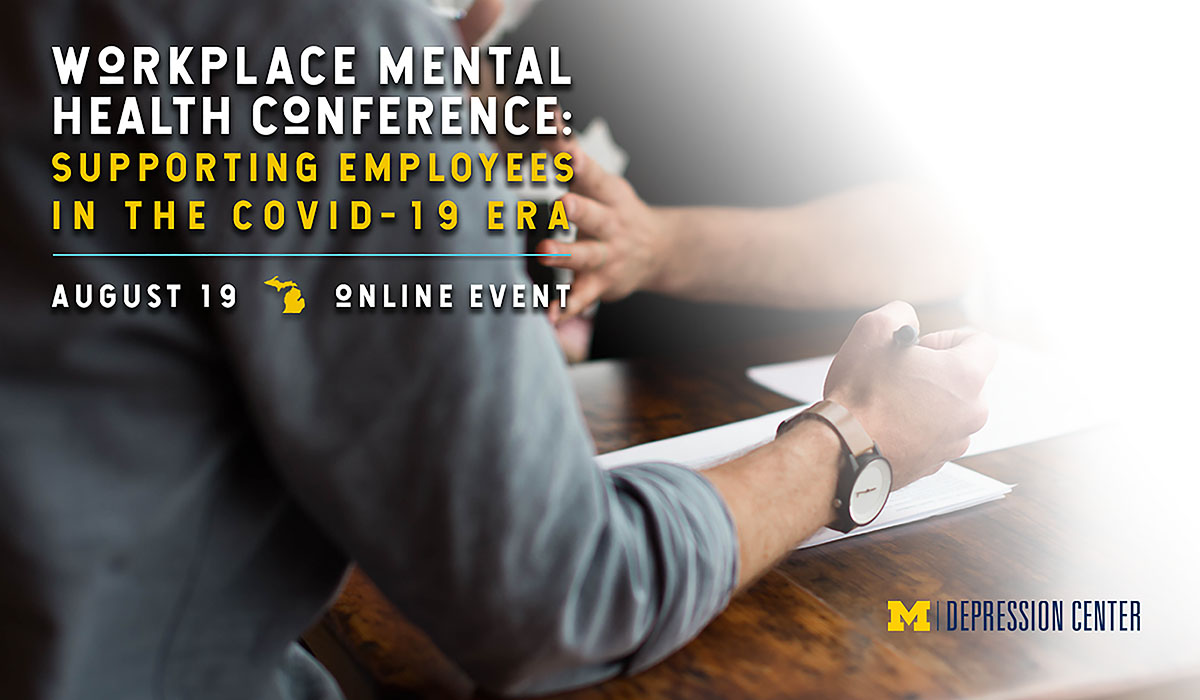 Workplace Mental Health Conference