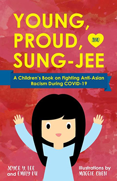 Young, Proud, and Sung-Lee Book Cover
