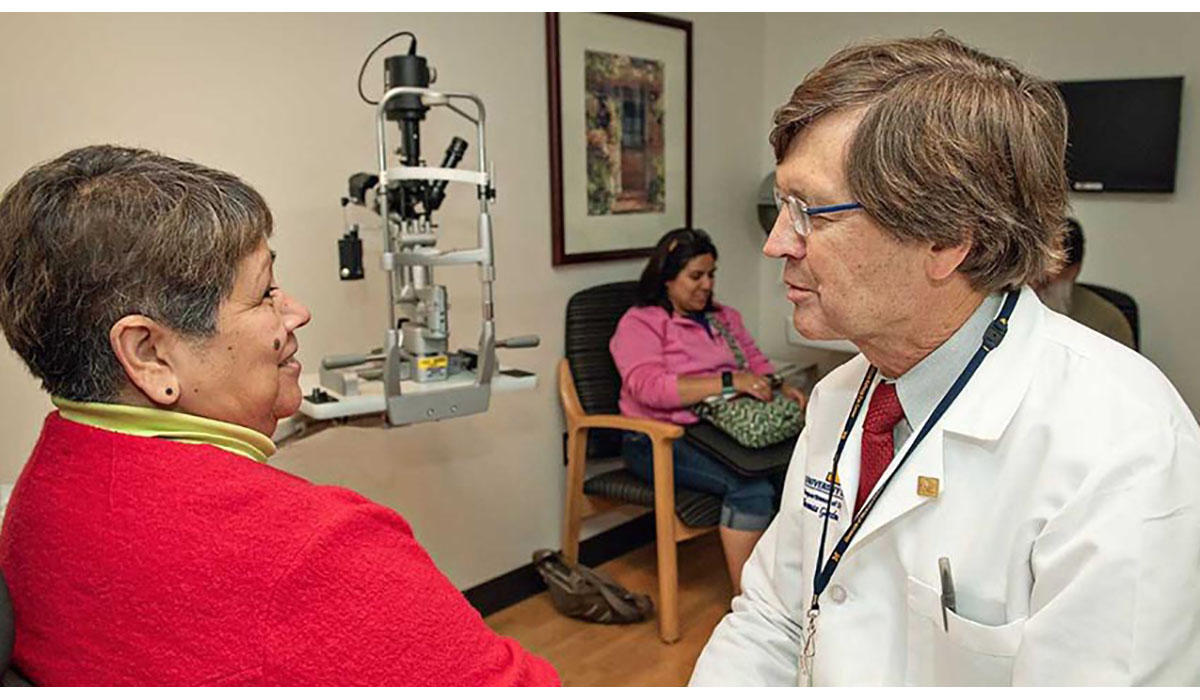 Doctor And Patient Talking In Room Gatewayextension