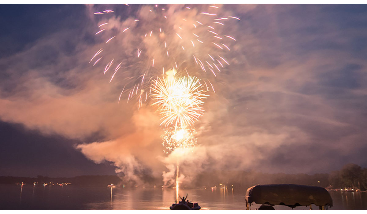 Serious Fireworks Injuries Doubled after Michigan Law Changed
