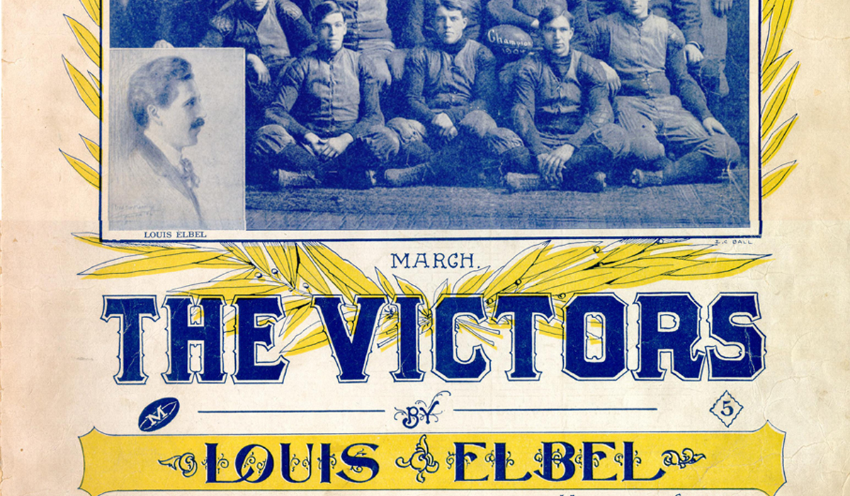 The Victors music cover
